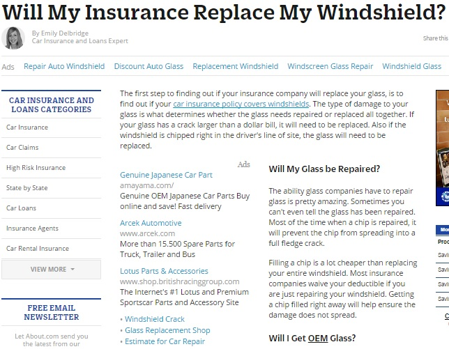 will insurance cover windshield damage at a seattle auto glass shop bullseye auto glass. Black Bedroom Furniture Sets. Home Design Ideas